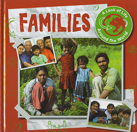 Buy A Look At Life Around the World: Families from Daintree Books