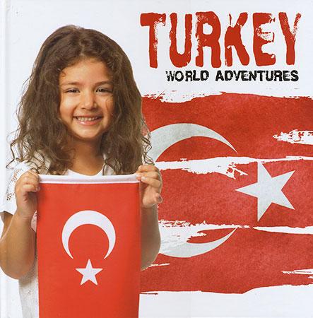 Buy World Adventures: Turkey from Daintree Books