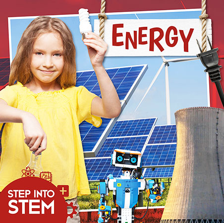 Buy Step into STEM: Energy from Daintree Books