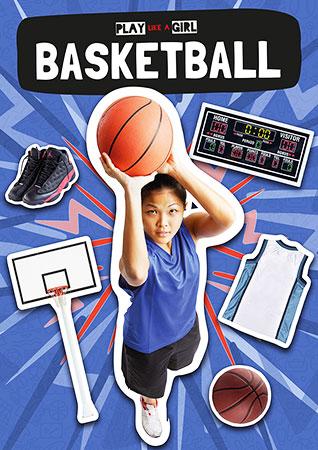 Buy Play Like a Girl: Basketball from Daintree Books