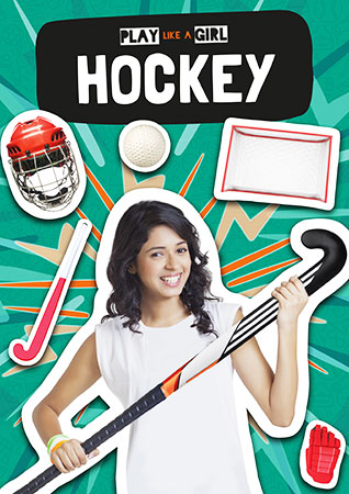Buy Play Like a Girl: Hockey from BooksDirect