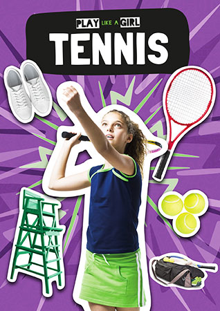 Buy Play Like a Girl: Tennis from BooksDirect