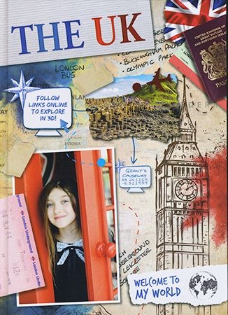 Buy Welcome To My World: The UK from Daintree Books