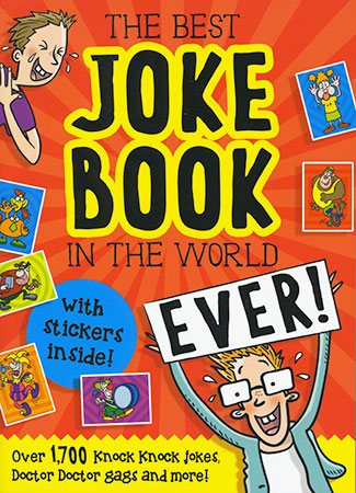 Buy Best Joke Book in the World Ever from raintreeaust