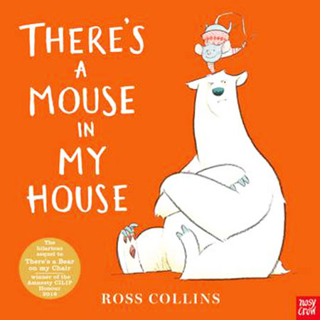 Buy There's a Mouse in My House from BooksDirect