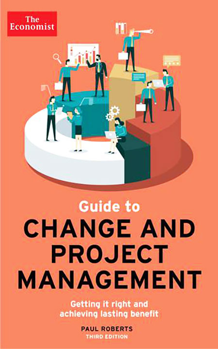 Buy The Economist Guide To Change And Project Management from BooksDirect