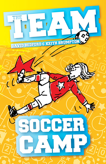 Buy The Team: Soccer Camp from Daintree Books