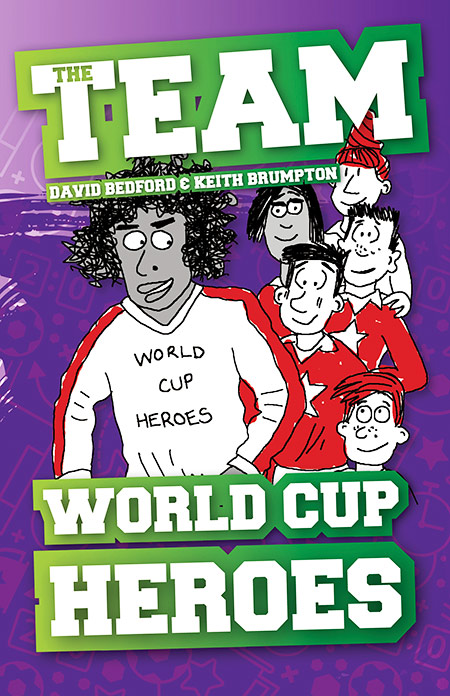 Buy The Team: #9 World Cup Heroes from Daintree Books