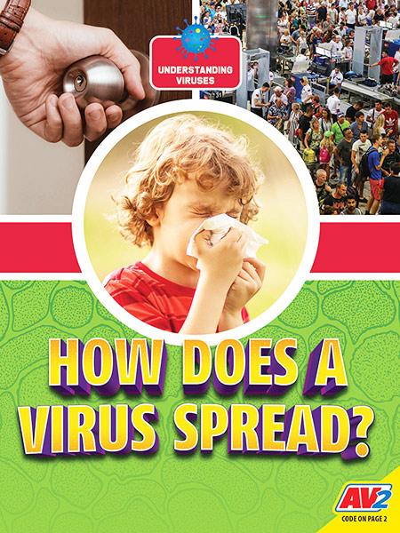 Buy Understanding Viruses: How Does A Virus Spread? from Daintree Books