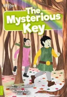 Buy BookLife Readers: Level 11 (Lime) The Mysterious Key from Daintree Books