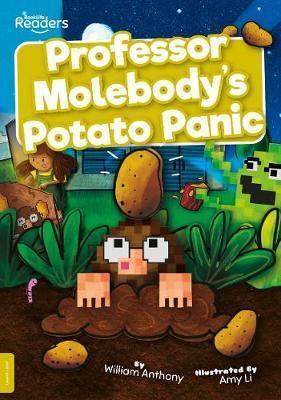 Buy BookLife Readers: Level 9 (Gold) Professor Molebody's Potato Panic from Daintree Books