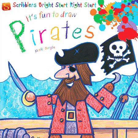 Buy It's Fun to Draw: Pirates from Daintree Books