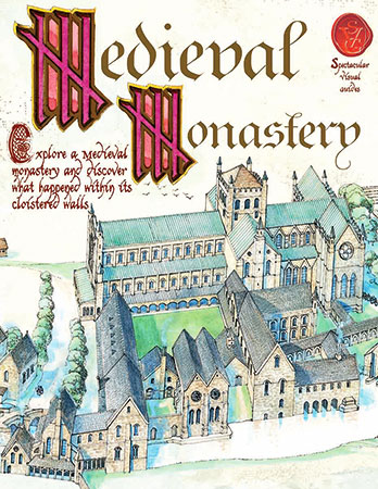 Buy Spectacular Visual Guide: Monastery from raintreeaust