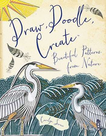 Buy Draw, Doodle, Create: Beautiful Patterns from Nature from Daintree Books