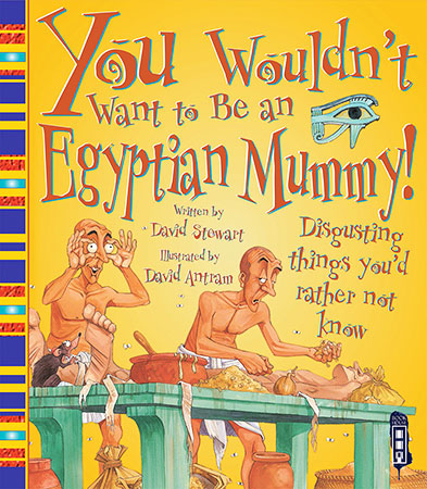 Buy You Wouldn't Want To Be: An Egyptian Mummy from raintreeaust