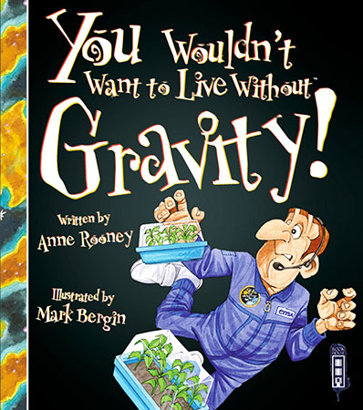 Buy You Wouldn't Want to Live Without: Gravity from Daintree Books