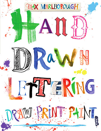 Buy Draw, Print, Paint: Hand Drawn Lettering from Daintree Books