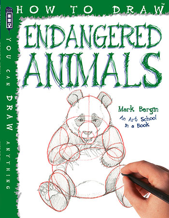 Buy How To Draw: Endangered Animals from Daintree Books