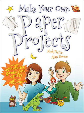 Buy Make Your Own: Paper Projects from raintreeaust