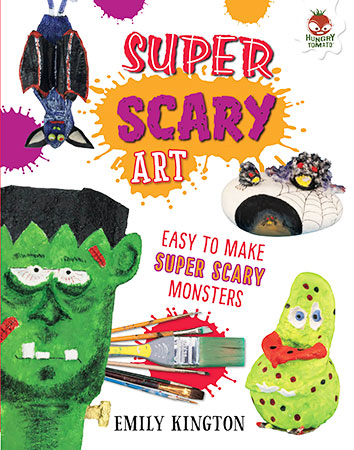 Buy Wild Art: Super Scary Art from BooksDirect