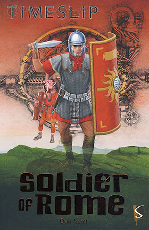 Buy Timeslip: Soldier of Rome from raintreeaust