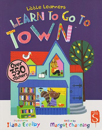 Buy Little Learners: Learn To Go To Town from Daintree Books