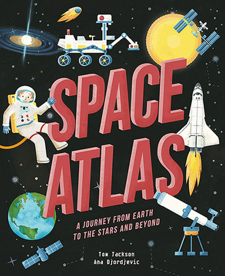 Buy Space Atlas from Daintree Books