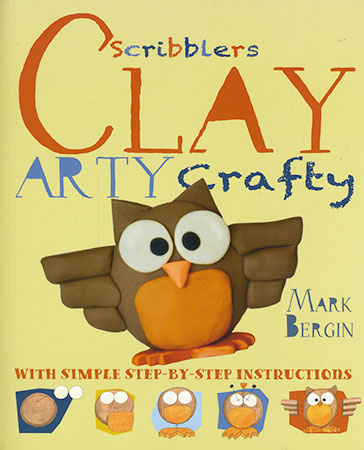 Buy Scribblers: Clay Arty Crafty from BooksDirect