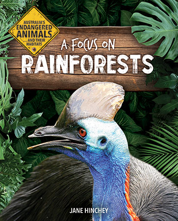 Buy Australia's Endangered Animals...and Their Habitats: A Focus on Rainforests from BooksDirect