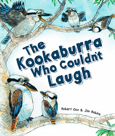 Buy The Kookaburra Who Couldn't Laugh from raintreeaust