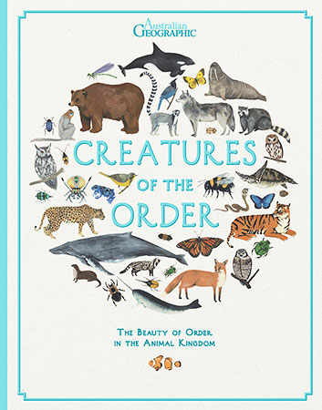 Buy Creatures of the Order from BooksDirect