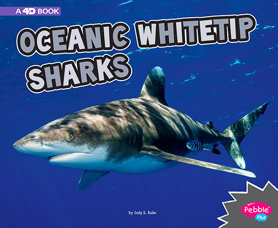 Buy All About Sharks: Oceanic Whitetip Sharks A 4D Book from BooksDirect