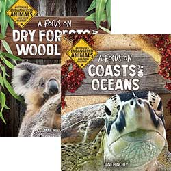 Buy Australia's Endangered Animals...and Their Habitats: Set of 4 Books from BooksDirect