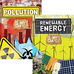 Buy Climate Change - Set of 4 from BooksDirect