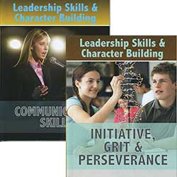 Buy Leadership Skills & Character Building - Set of 7 from BooksDirect