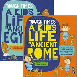 Buy Tough Times - Set of 2 from BooksDirect