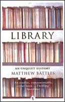 Buy Library - An Unquiet History from Book Warehouse