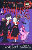 Buy My Auntie Chook the Vampire Chicken from Top Tales