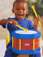 Little Tikes: Tap-a-Tune Drum