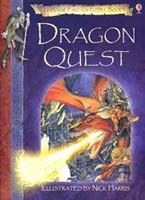 Buy Usborne Fantasy Puzzle Books: Dragon Quest from BooksDirect