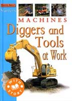 Buy Reading About Starters: Machines - Diggers and Tools at Work from BooksDirect