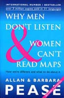 Buy Why Men Don't Listen & Women Can't Read Maps from Book Warehouse