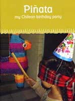 Buy Harmony & Understanding - Pinata my Chilean birthday party from Book Warehouse