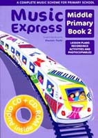 Music Express - Middle Primary Book 2