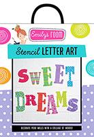 Stencil Letter Art