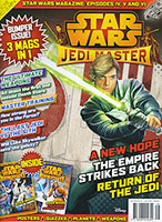 Star Wars Magazine: Jedi Master