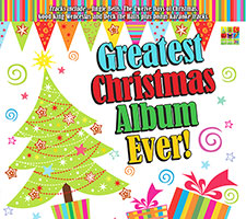 Buy Greatest Christmas Album Ever from Top Tales