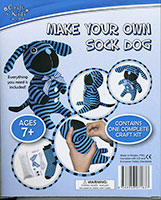 Make Your Own Sock Dog