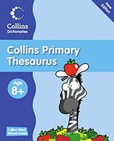 Buy Collins Primary Thesaurus (New Edition) from Book Warehouse