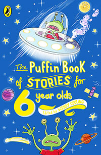 Buy The Puffin Book Of Stories For Six-Year-Olds from BooksDirect